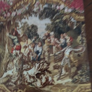 Charles Coypel's Don Quixote Tapestry at the Frick