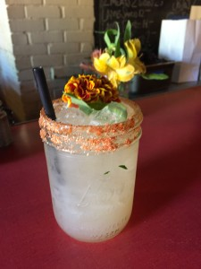 Drink up!  A People's Pig Margarita